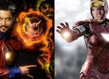 """Nếu các diễn viên đóng vai siêu anh hùng bị thay đổi thì chuyện """"không tưởng"""" nào có thể xảy ra"""