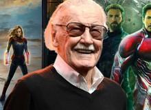 """Sau Avengers: Endgame chúng ta sẽ phải chia tay """"vĩnh viễn"""" với Bố Già Stan Lee"""