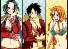 """One Piece: Lý do thật sự khiến Luffy bị """"thu hút"""" bởi Nami hơn là Boa Hancock?"""