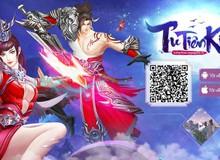 Tu Tiên Kiếm - Game mobile mới đồ họa cực đẹp sắp ra mắt