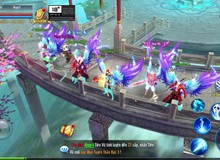 Soi game mới Tu Tiên Kiếm sắp ra mắt: đồ họa đẹp, chuẩn tính năng
