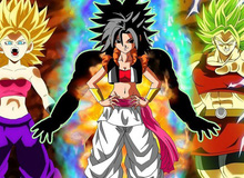 Dragon Ball Super: 2 nữ chiến binh xinh đẹp người Saiyan sau khi hợp thể bằng Fusion Dance trông sẽ thế nào?