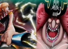 One Piece: Nami sẽ được thừa hưởng năng lực trái ác quỷ Soru Soru no Mi của Big Mom sau khi Nữ Tứ Hoàng bỏ mạng? (Phần 2)