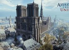 Tưởng niệm Nhà thờ Đức Bà Paris, Assassin's Creed: Unity đang cho tải miễn phí, nhận game vĩnh viễn