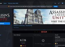 Hướng dẫn chi tiết tải game Assassin's Creed: Unity miễn phí 100%