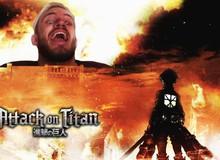 PewDiePie nói rằng kênh của anh ấy giống như Attack on Titan của tác giả Hajime Isayama