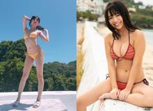 Ngắm vóc dáng ngọt ngào của các diễn viên Nhật Bản khi diện bikini