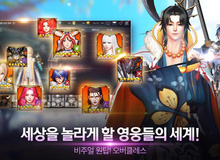 Overhit - Siêu phẩm game đánh theo lượt của Nexon mở đăng ký bản quốc tế trên Android