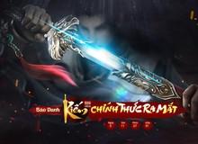 Webgame Kiếm Định Thiên Hạ chính thức mở cửa hôm nay 18/4