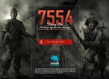 Game chiến thắng Điện Biên Phủ 7554 đang cho tải miễn phí 100%, nhận game vĩnh viễn