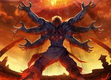 Atula: Chiến thần tàn bạo trong thần thoại