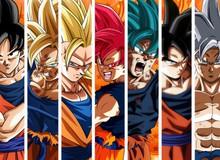 Dragon Ball: Khi các trạng thái Super Saiyan kết hợp với nhau sẽ như thế nào?