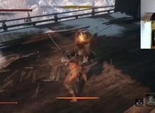 Ngoài sức tưởng tượng: Xuất hiện game thủ giết boss Sekiro bằng.... vô lăng ô tô