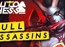 Auto Chess: Bí kíp làm chủ đội hình Assassin, 'nhét hành vào mồm' địch thủ