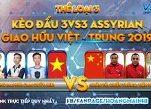 Đại chiến AoE Việt - Trung 2019: Hoàng Mai Nhi cùng các cao thủ Việt Nam đối đầu người Trung Quốc
