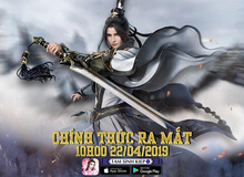 Tam Sinh Kiếp Mobile – Game nhập vai chuẩn cày cuốc ấn định ngày ra mắt 22/04