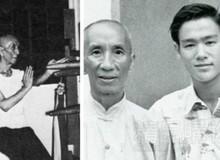 Đoạn phim hiếm hoi ghi lại quá trình tập luyện của Lý Tiểu Long với sư phụ của anh, đại võ sư Diệp Vấn