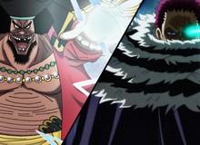 One Piece: Khi băng Tứ Hoàng Râu Đen đổ bộ Đảo Bánh và đụng độ Katakuri thì chuyện gì sẽ xảy ra?