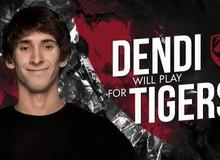 DOTA 2: Cuộc hành trình ở SEA của Dendi chấm dứt khi anh và Xepher cùng nhau rời team Tigers