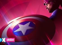 Hợp tác với Marvel, Fortnite lại tung event mới với chủ đề Avengers: End Game