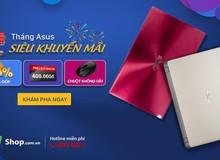 Chỉ với từ 1,3 triệu đồng, đến FPT Shop rinh laptop Asus về nhà