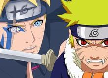 Naruto: Con nhà tông không giống lông cũng giống cánh, cứ nhìn Boruto với Hokage đệ thất là biết ngay