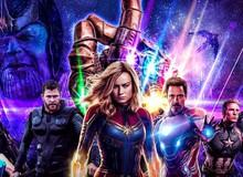 Ở nước ngoài, Avengers: Endgame được dừng chiếu 5 phút để khán giả không phải đóng bỉm đi xem phim