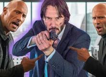 """""""Ông Kẹ"""" Keanu Reeves sẽ đóng vai trò bí ẩn trong Fast & Furious: Hobbs & Shaw"""