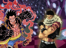 """One Piece: Katakuri chính là """"chìa khóa"""" giúp Luffy vượt qua giới hạn của Gear 4?"""