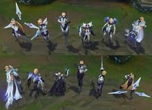 LMHT: CHÍNH THỨC ra mắt nhóm trang phục vô địch CKTG của IG - Zed Tử Thần Không Gian, Alistar Chinh Phục và Evelynn Hàng Hiệu