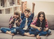 Trái ngược với tưởng tượng: Chơi game không hề ảnh hưởng đến sự phát triển của bé trai nhưng bé gái thì có