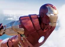 Tuyệt đỉnh trải nghiệm đầu tiên của game siêu anh hùng Iron Man