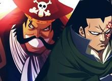 One Piece: Monkey D. Dragon và Gol D. Roger có thể đã ăn chung 1 trái ác quỷ có khả năng thao túng thời tiết?