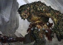 Troll: Loài sinh vật tinh quái chỉ có trong truyền thuyết