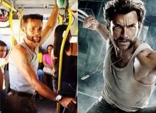 """Ngỡ ngàng khi đụng độ các """"bản sao"""" của người nổi tiếng ở đời thường: Có cả chàng """"người sói"""" Wolverine nữa đấy"""