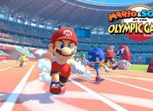 SEGA khởi động chiến dịch phát hành Sonic At The Olympic Games: Toàn những nhân vật 'cộm cán' trong thế giới ảo