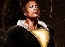 """Tại sao Black Adam """"The Rock"""" không xuất hiện trong bộ phim siêu anh hùng Shazam?"""