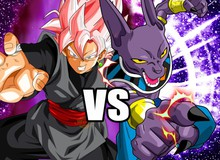 Dragon Ball Super: Giật mình khi nhìn thấy phiên bản hợp thể của thần hủy diệt Beerus và Goku Back
