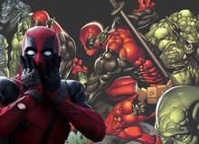 """Ham muốn sức mạnh của chàng bựa Deadpool, cả đàn Skrull rủ nhau """"bay màu"""""""