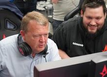 Đến Thủ Tướng Đan Mạch cũng chơi game, còn coi eSport là trọng tâm phát triển của quốc gia
