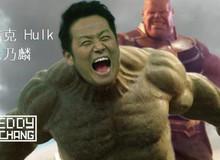 """Nhân vật """"máu mặt"""" nào được xứng danh tham gia vào biệt đội siêu anh hùng phiên bản Trung Quốc"""