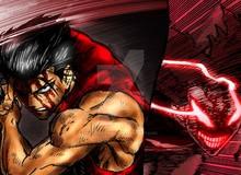 One-Punch Man mùa 2 tập 5: Metal Bat đụng độ Garou, anh hùng hay kẻ săn anh hùng sẽ giành chiến thắng?