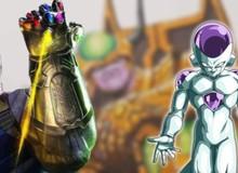 Nếu Thanos trong Avengers: Endgame hợp thể với Freeza trong Dragon Ball thì nhân vật bá đạo nào sẽ xuất hiện?