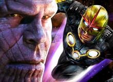 Nova - siêu anh hùng được tạo ra từ Thanos đang được lên kế hoạch xuất hiện trong vũ trụ Marvel?
