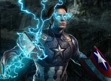 """Avengers: Endgame - Đây là lý do Captain America có thể nâng được búa thần của Thor để """"bán hành"""" cho Thanos"""