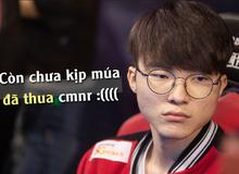 LMHT: SKT thua đậm sâu, fan Việt hả hê vui sướng 'Ai đó hỏi tôi về link 16p, và tôi bắt đầu nhớ về SKT!'