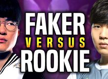 """LMHT: Faker vs Rookie - """"Thần tượng đại chiến fan-boy"""", ai sẽ chứng minh vị thế midlane số 1 MSI 2019?"""