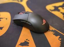 Trải nghiệm Asus ROG Gladius II Wireless: Chuột không dây hoàn hảo cho game thủ