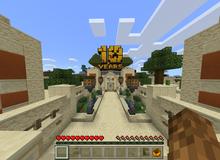 Có gì bên trong map kỷ niệm 10 năm của Minecraft ?