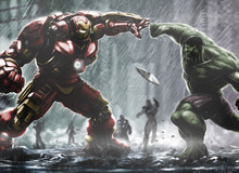 """8 bộ giáp cực mạnh mà Iron Man từng chế tạo để... """"bóp"""" đồng đội khi cần"""